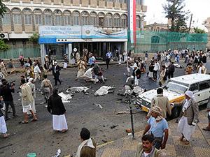 Yemen'de Canlı Bomba: 32 Ölü
