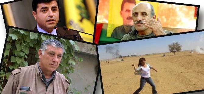 Çılgın Kürtler ve Sabotaj Siyaseti