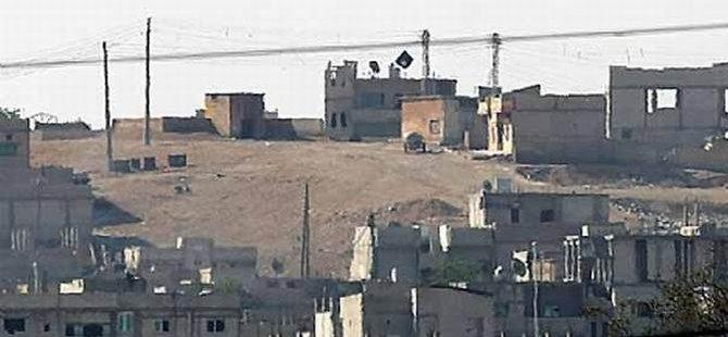 IŞİD 3. Noktaya da Bayrak Dikti