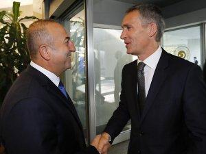 'Güvenli Bölge NATO Gündeminde Yok'