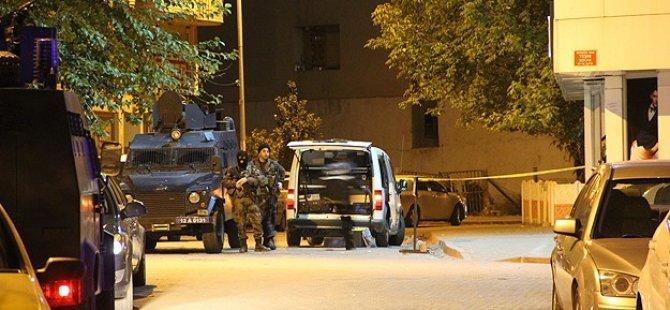 Bingöl'de Emniyet Müdürüne Silahlı Saldırı
