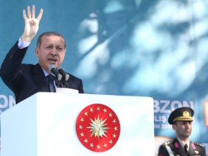 Erdoğan: 'Politika Sokak Serserileriyle Belirlenmez'
