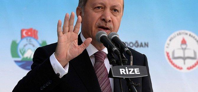 Erdoğan: Kürtlere İhanet Eden Sizsiniz