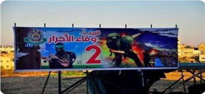 """Hamas'ın Elinde Canlı Siyonist Asker Esir Var"""