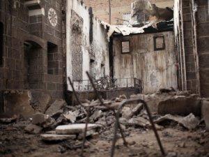 Kobani Gösterilerinde 1113 Bina Hasar Gördü