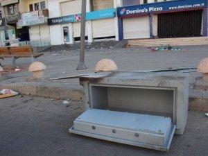 Kobani Gösterilerinde 3 Milyon TL Kayboldu