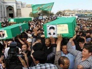 İran ve Afganlı Şii Militanlara Büyük Darbe! 30 Ölü
