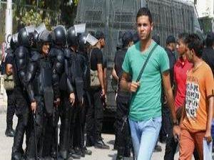 Mısır'da Üniversitelerde Darbe Karşıtı Gösteriler Düzenlendi