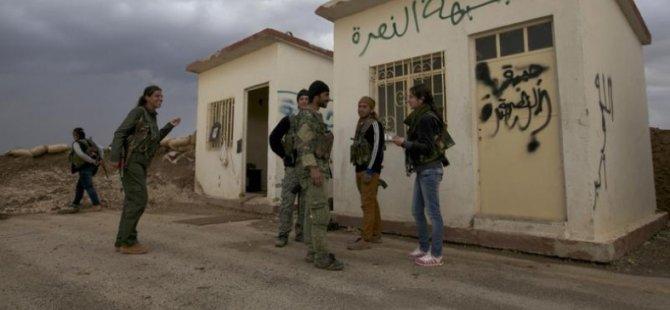 PYD Haseke'de 'Zorunlu Askerlik' Uygulaması Başlattı