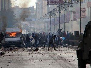 Van'daki Kobani Olaylarına 77 Tutuklama