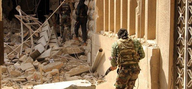 Halepte, 20 Rejim Askeri Daha Öldürüldü