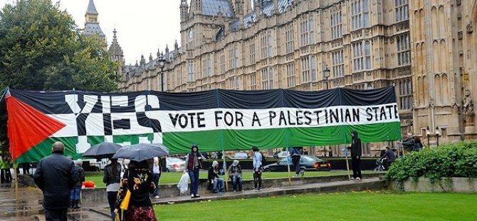 Cameron Filistin'i Tanımayız Dedi, Parlamento Tanıdı