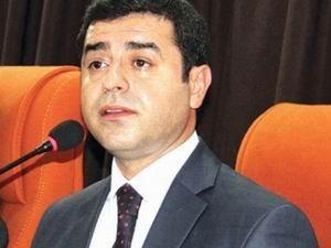 """Demirtaş: """"Cizre'de Provokasyon Üreten Bir Ekip Var!"""""""