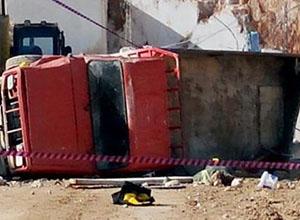 Maden İşçilerini Taşıyan Araç Devrildi: 4 Ölü