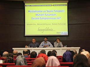 Müslümanlar ve Siyasi Talepleri: Muhalif Tutumdan, Devleti Sahiplenmeye mi?