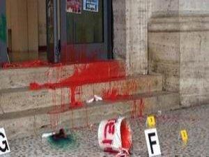 PKK'dan Roma'daki Kültür Bakanlığı Müşavirliğine Saldırı