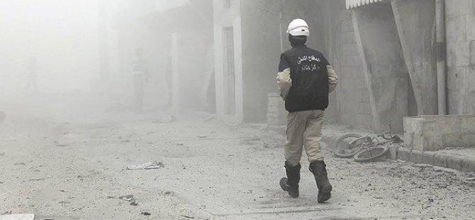 """Suriye'de """"Klor Gazı"""" Saldırısı İddiası"""