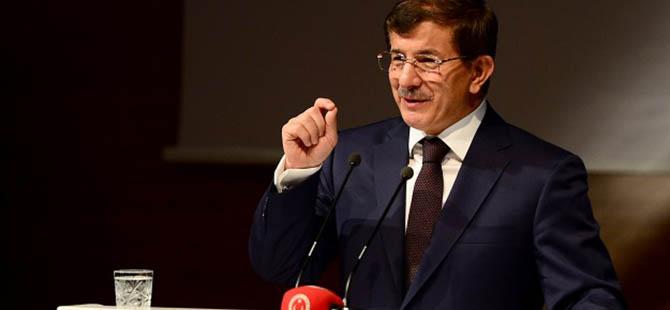 Davutoğlu Yeni Reformları Açıklıyor