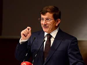 Davutoğlu'ndan HDP'nin Sokak Çağrısına Tepki