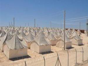 Suriyeli Kürtler Çadır Kente Kavuşuyor