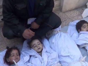 Kobani'de Katliam(!) Naraları Atanlar, Bu Katliamları Görmüyor!
