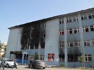 Kobani Vandallarının Siirt'e Zararı 23 Milyon Lira