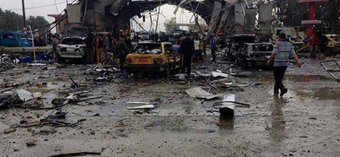 Bağdat'ta Bombalı Saldırı: 11 Ölü 29 Yaralı