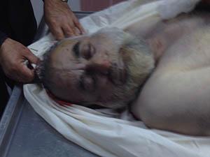 Van'da 65 Yaşındaki Latif Şener PKK Tarafından Katledildi