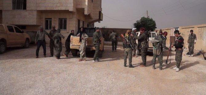 974 YPG'li Suruç'ta Tedavi Edildi