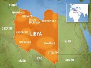 Libya'da Kabileler Çatıştı: 7 Ölü
