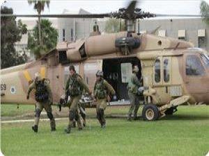 Mısır Sınırında İşgal Askerlerine Saldırı Düzenlendi