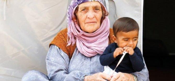 Mültecilere Geçici Kimlik Veriliyor