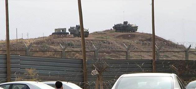 Suriye Sınırına 'Katı Kurallı' Kırmızı Hat Geliyor