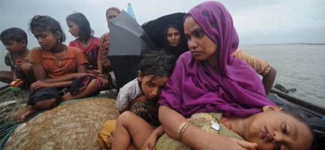 Myanmar'da İnsani Durum Hala Kriz Boyutunda
