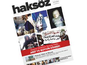 Haksöz Dergisinin Ekim-Kasım Sayısı Çıktı