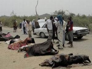 Yemen'deki Çatışmada 80 Husi öldü