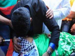 Siyonist İsrail'in Kudüs'te Cenaze Engeli