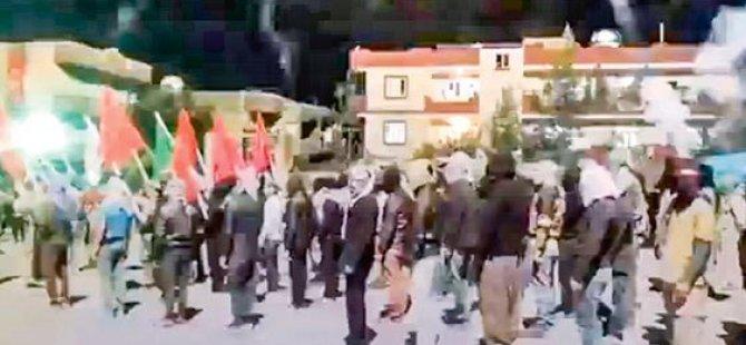 PKK, Cizre'de Özerklik İlan Etti (VİDEO)