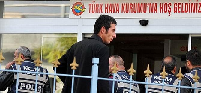 Türk Hava Kurumu Başkanı Gözaltında