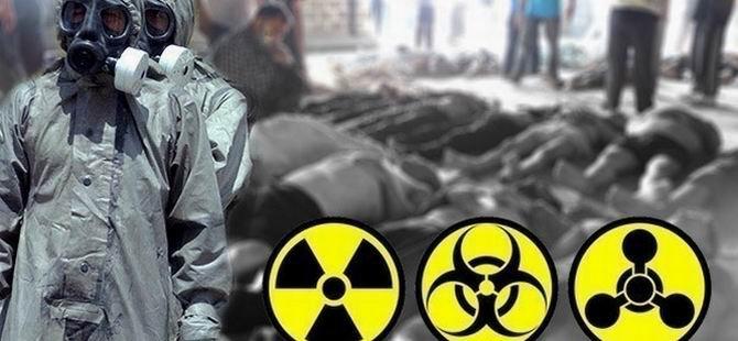 Suriye'de 49 Kez Kimyasal Gaz Kullanıldı