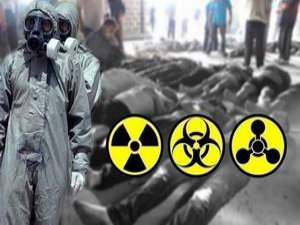Suriye'ye Kimyasal Silahta Yardım İddiası