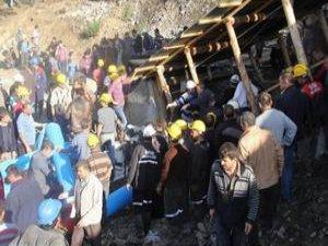 Karaman'da 20 Maden İşçisi Mahsur Kaldı (FOTO)