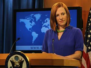 Beyaz Saray sözcüsü ısrarlı sorulara rağmen İsrail'i kınamadı