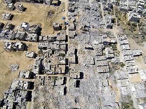 Filistin Yıkılan Binalar İçin UNDP İle Anlaşma Sağladı