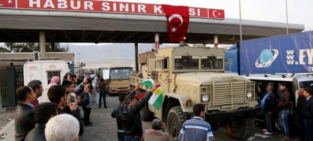 """Kobani'ye """"Biji Serok Obama"""" Sloganı İle Yolladılar"""