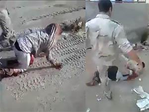 Mısır Ordusundan Sivillere Vahşi İşkence
