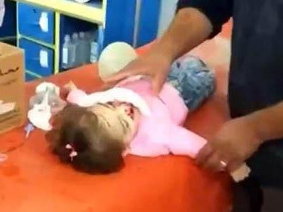 Esed'in Çadırkent Katliamının Görüntüleri (VİDEO)