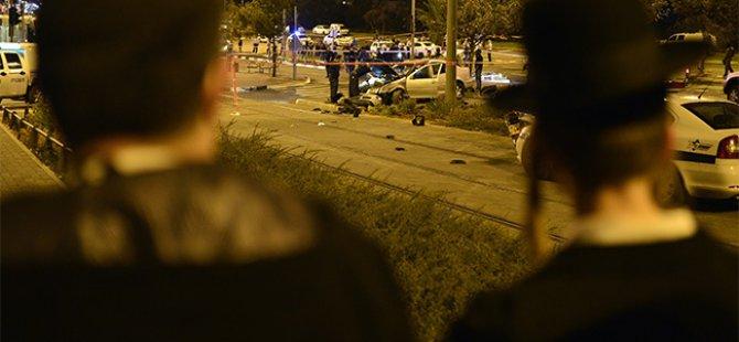"""Kudüs'te """"Aşırı Sağcı"""" Hahama Saldırı"""