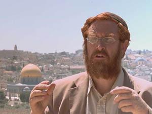 Siyonist Haham Glick Mescid-i Aksa'ya Girdi!