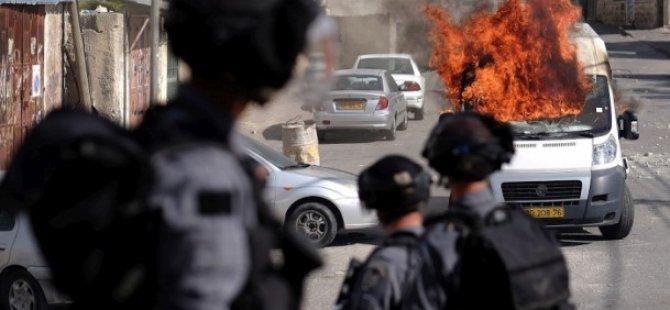 """Kudüs Sokaklarında """"İntifada"""" Sesleri"""